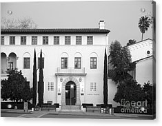 Scripps College Acrylic Print by University Icons