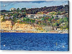 Scripps Institute Of Oceanography Acrylic Print
