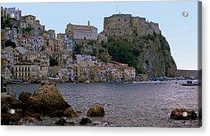 Scylla And The Shore Acrylic Print