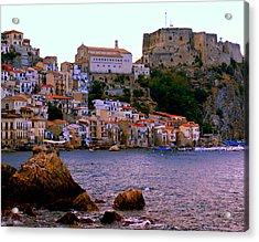 Scylla Italy Acrylic Print