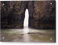 Sea Arch Acrylic Print