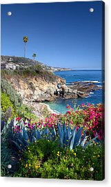 Sea Arch At Montage Resort Acrylic Print