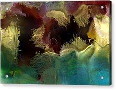 Sea Bed Acrylic Print