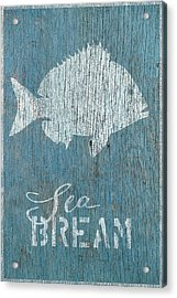 Sea Bream Acrylic Print
