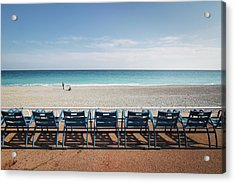 Sea Breeze Acrylic Print