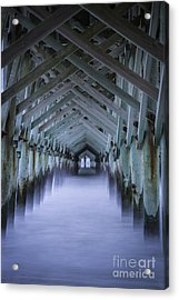 Sea Cathedral Acrylic Print