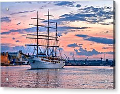Sea Cloud II Acrylic Print