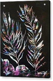 Sea Ferns Acrylic Print
