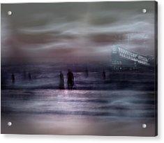 Sea Ghosts Acrylic Print