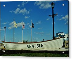 Sea Isle City Acrylic Print