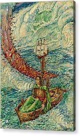 Sea Journey Acrylic Print