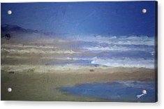 Sea Mist Acrylic Print