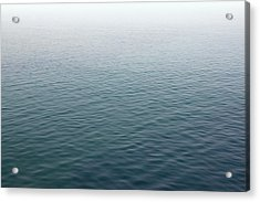 Acrylic Print featuring the photograph Sea Mist by Jane McIlroy