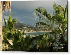 Sea Of Cortez Acrylic Print