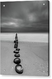 Sea Of Tranquility Acrylic Print