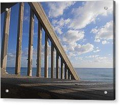 Sea Perspective Acrylic Print