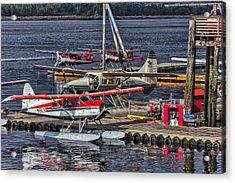 Sea Planes  1s14v1 Acrylic Print