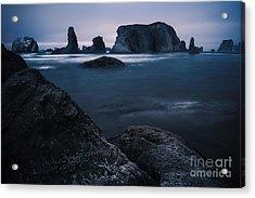 Sea Stack Galloree Acrylic Print