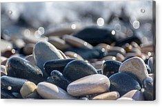 Sea Stones  Acrylic Print