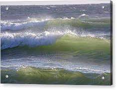 Sea Waves Acrylic Print