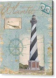 Seacoast Lighthouse I Acrylic Print by Paul Brent