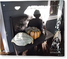 Acrylic Print featuring the photograph Seance  by Lyric Lucas
