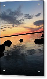 Searching For Yourself Acrylic Print by AR Annahita