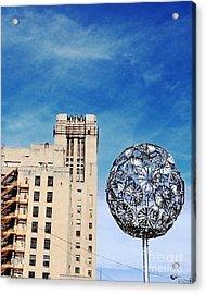 Sears Crosstown Memphis Acrylic Print
