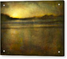 Acrylic Print featuring the photograph Seascape #18 by Alfredo Gonzalez