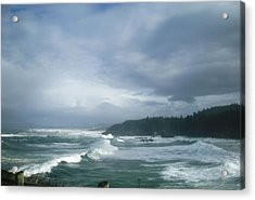 Seaside Acrylic Print