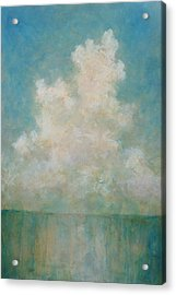 Seaside Acrylic Print by Pam Talley