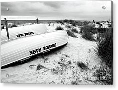 Seaside Park Acrylic Print by John Rizzuto