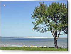 Seaside Serenity Acrylic Print