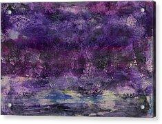 Seastorm II Acrylic Print