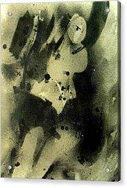 Seated Women Acrylic Print