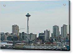 Seattle Washington Acrylic Print