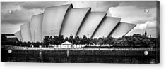 Secc Glasgow Acrylic Print