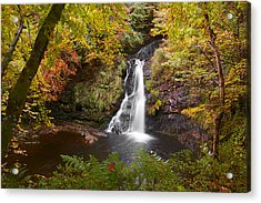 Secluded Waterfall Acrylic Print