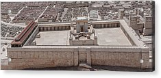 Second Temple Acrylic Print