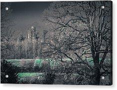 Secret Castle Acrylic Print