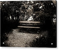 Secret Meeting Place Acrylic Print