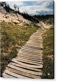 Secret Path Acrylic Print