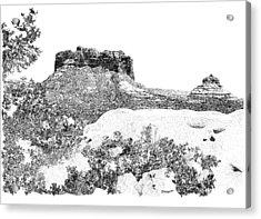 Sedona 1 Acrylic Print