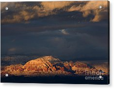 Sedona Arizona After The Storm Acrylic Print