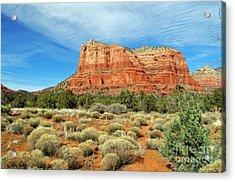 Sedona Arizona Acrylic Print by Jeffrey Akerson