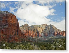 Sedona Arizona Landscape Acrylic Print