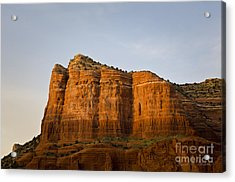 Sedona Landscape Viii Acrylic Print by Dave Gordon