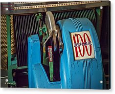 Seeburg Select-o-matic Jukebox Acrylic Print