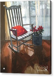 Sold - Seeing Red  Acrylic Print