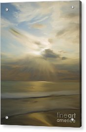 Seek And You Shall Find Acrylic Print by Liane Wright